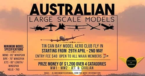 Tin Can Bay - Aus Large Scale