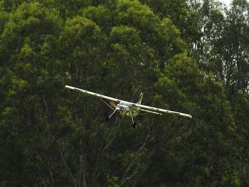 Warbirds over Tingalpa - Southern Cross Air Force