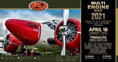 TMAC - Multi Engine Day